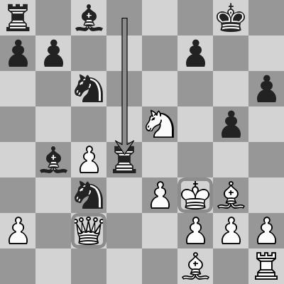 Bai Jinshi-Ding Liren dopo 20. ... Td4