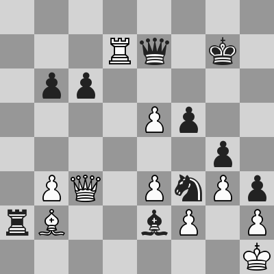 Caruana-Nakamura (1-5), Speedchess 2017, dopo 44. Td7