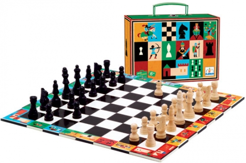 Chess Set with bag