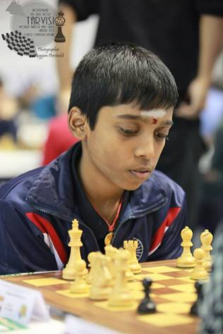 Praggnanandhaa R (IND)