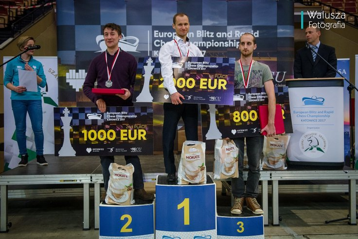 EBRCC2017 Blitz podium