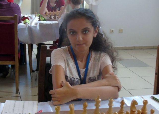 Heydarova, Aytaj - AZE in Mamaia, ROU 2017 (www.youngchess.com)