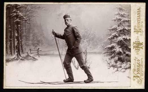 Dr Fridtjof Nansen [Norwegian Polar Explorer]