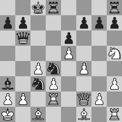 Karjakin-Esipenko, Rapid 8° turno, dopo 22. Ra1
