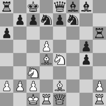 Carlsen-Nakamura FR(8) dopo 12. Ae2