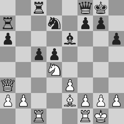 Fischer-Spassky (6) 1972 dopo 18. ... Df8