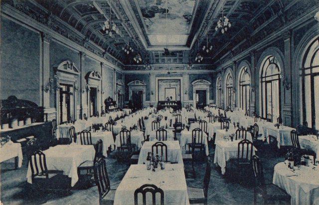 Grand Hotel La Pace, Bagni di Montecatini