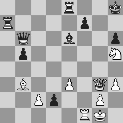 Candidates 2018 - R10, Kramnik-Aronian dopo 33. Ch5