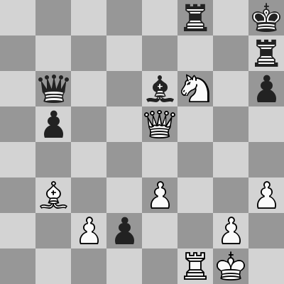 Candidates 2018 - R10, Kramnik-Aronian dopo 36. De5
