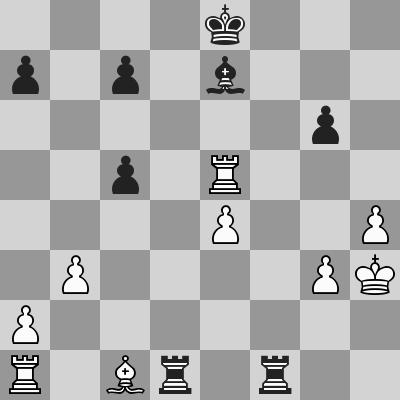 Candidates 2018 - R10, Mamedyarov-Caruana dopo 27. ... Tff1