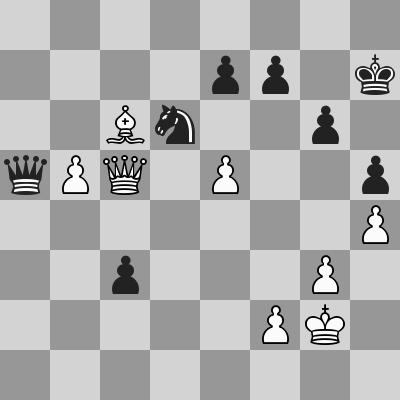 Candidates 2018 - R13, Mamedyarov-Grischuk dopo 34. e5