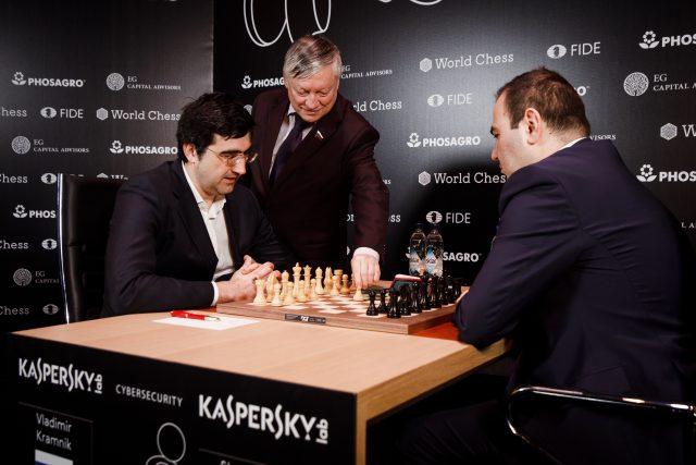 Candidates 2018 - R14, Mossa inaugurale di Karpov tra Kramnik e Mamedyarov
