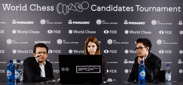 Candidates 2018 - R7, ARO-CAR press conference
