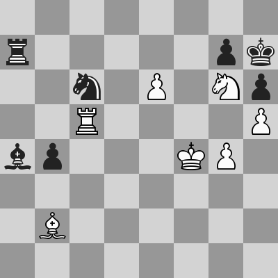 Candidates 2018 - R9, Caruana-Ding Liren dopo 63. ... Aa4