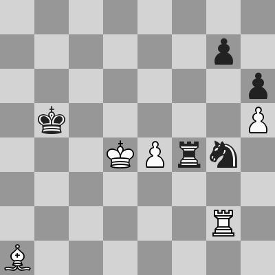 Huebner-Korchnoi, Merano 1980