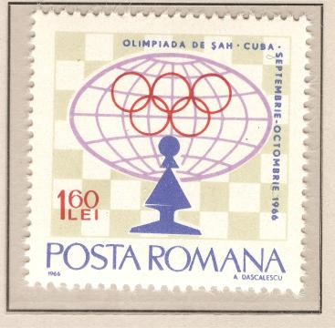 118 - Ajedrez-Chess Tomo-Volume I - Romania - 1966 - 5