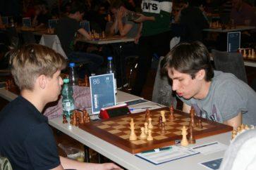 Alberto Barp (a destra)