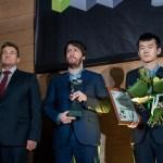 FIDE World Cup: vince Radjabov