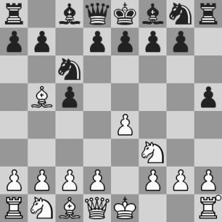 Rossolimo con 3... h5 (Ding Liren-Carlsen)