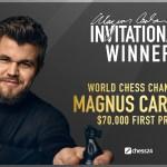 Invitational Carlsen: vince Carlsen davanti a Nakamura