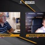 Chess9LX – Carlsen vince assieme a Nakamura, ma non batte Kasparov