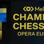 Il Meltwater Champions Chess Tour riprende con l'Opera Euro Rapid