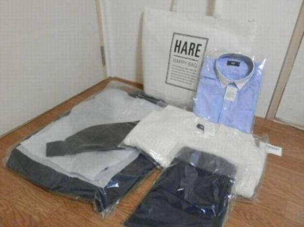 HARE福袋2016予約販売はどこ?中身のネタバレ予想(メンズ&レディース)