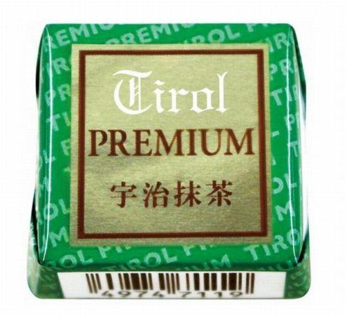 「チロルチョコプレミアム宇治抹茶」カロリーは?売ってない場合の対処法がある?味の感想や口コミは?