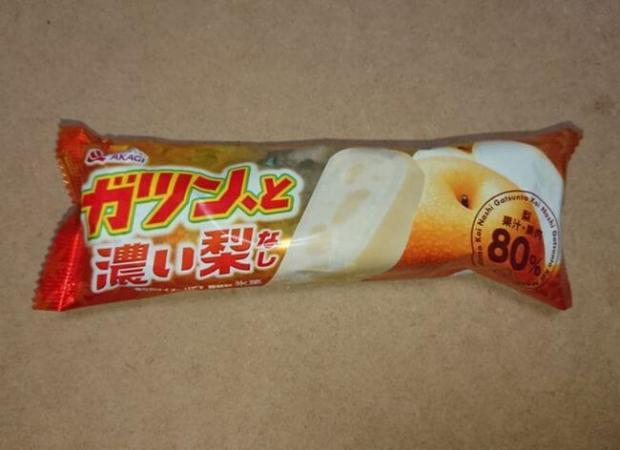 赤城乳業「ガツン、と濃い梨」カロリーは?味の感想は?発売日はいつ?