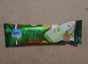 kiriクリームチーズアイス キウイのカロリー・味・販売店は?値段は?