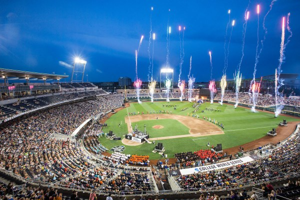 With Omaha in sight, NCAA baseball tournament begins - Gateway