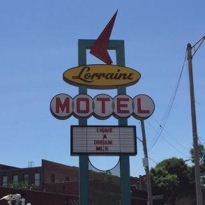Civil Rights_Lorraine Motel Sign