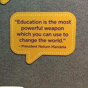 Civil Rights_Mandela quote