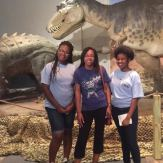 Upward Bound in Memphis at the Pink Palace Musuem