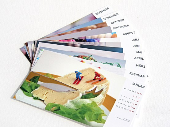 Postkartenkalender 2016