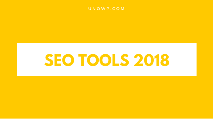 list of seo tools 2018