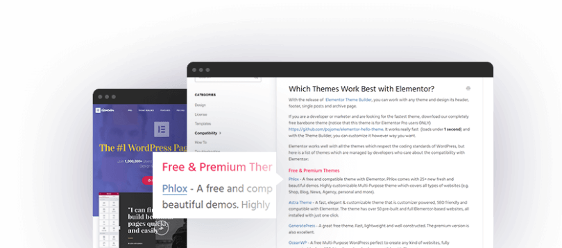 free bes wordpress theme