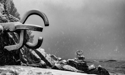 … en invierno la nieve …
