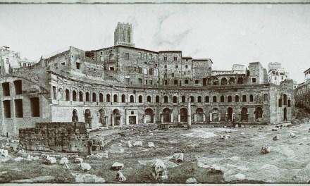 Foro de Augusto en Roma