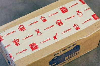 La Colombe Coffee's Friendly Packaging