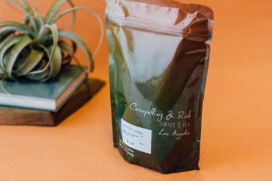 Compelling and Rich Coffee from Los Angeles, California