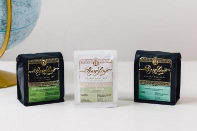 Roseline's Las Tolas Caturras, San Isidro, and Las Tolas Java Coffee Blends