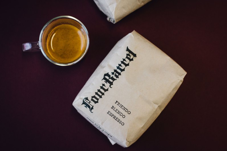 Four Barrel Espresso