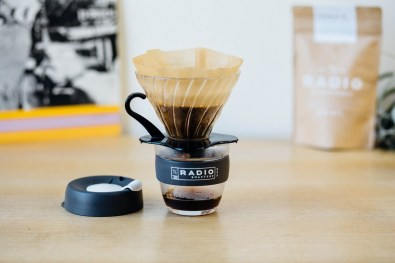 Radio Roasters Branded Keep Cup