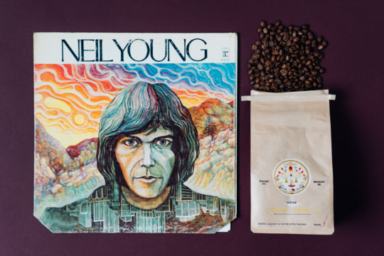 Lofted Coffee Neil Young Single Bag