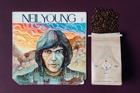 Lofted Coffee Neil Young Single Bag