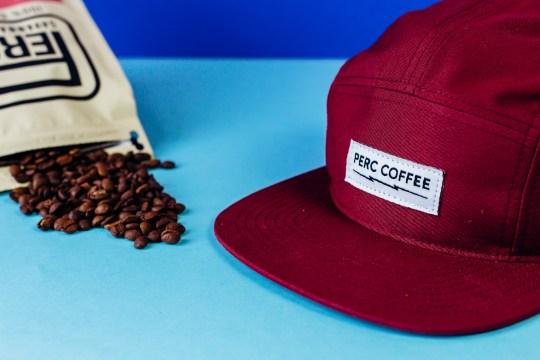 Perc Coffee & Hat