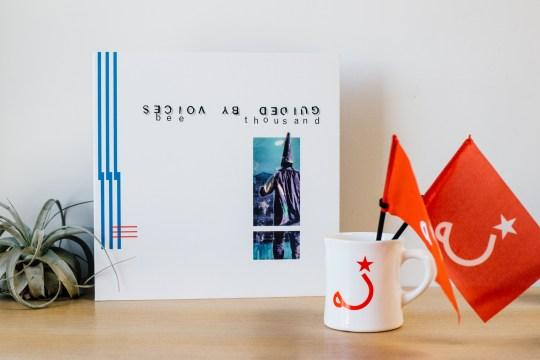 Ritual-Cup Flags & Album