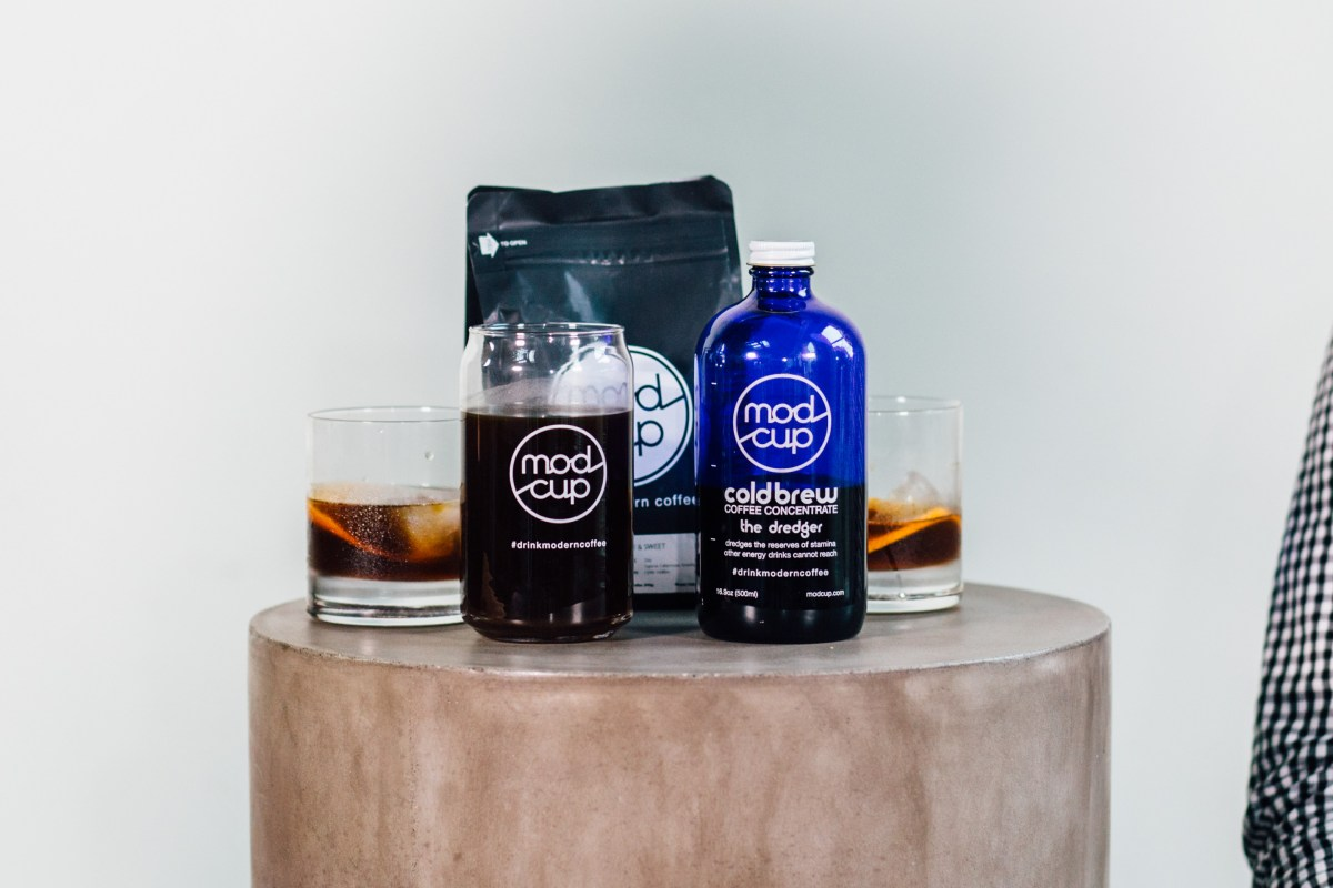 Modcup cold brew