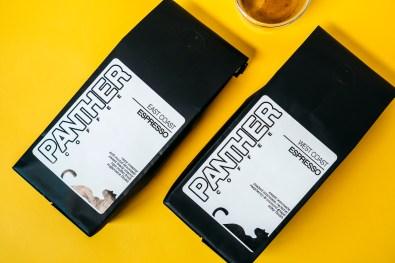 Panther East Coast & West Coast Espresso